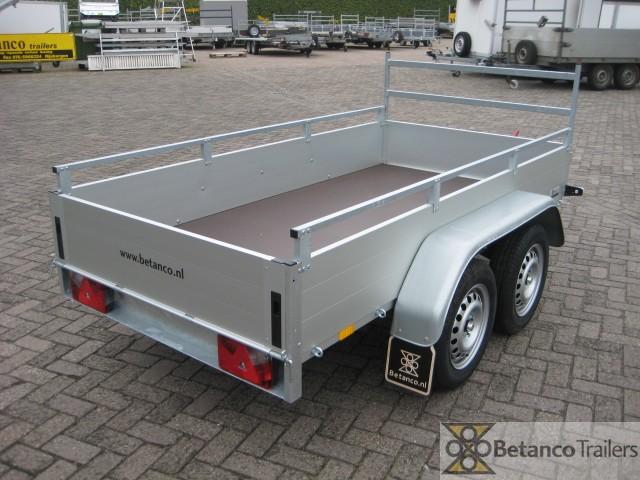 Anssems  - GTT 1500 R  tandem asser geremd