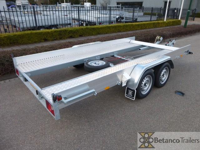 Anssems oprijwagen - AMT 1500 Eco