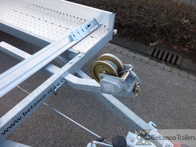 Anssems oprijwagen - AMT 1500 Eco --> licht gewicht!