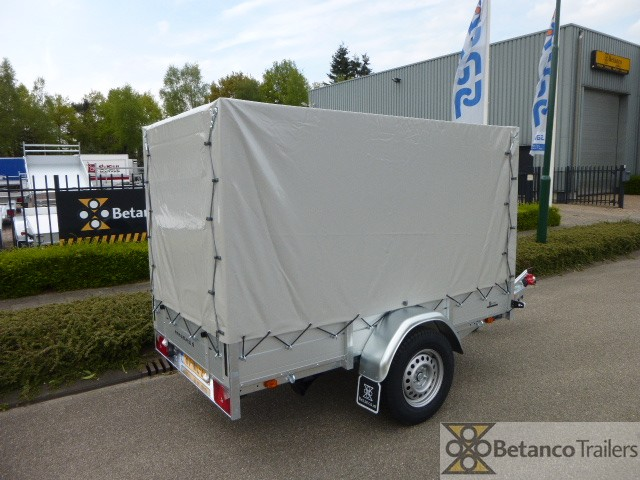 Anssems enkel-as geremd  - BSX 1350  / 251x130