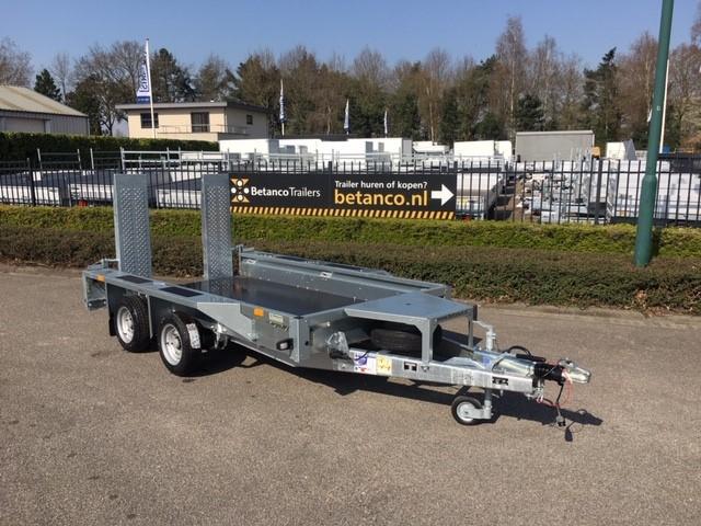 Ifor Williams - GX105 HD skids 1.22 mtr