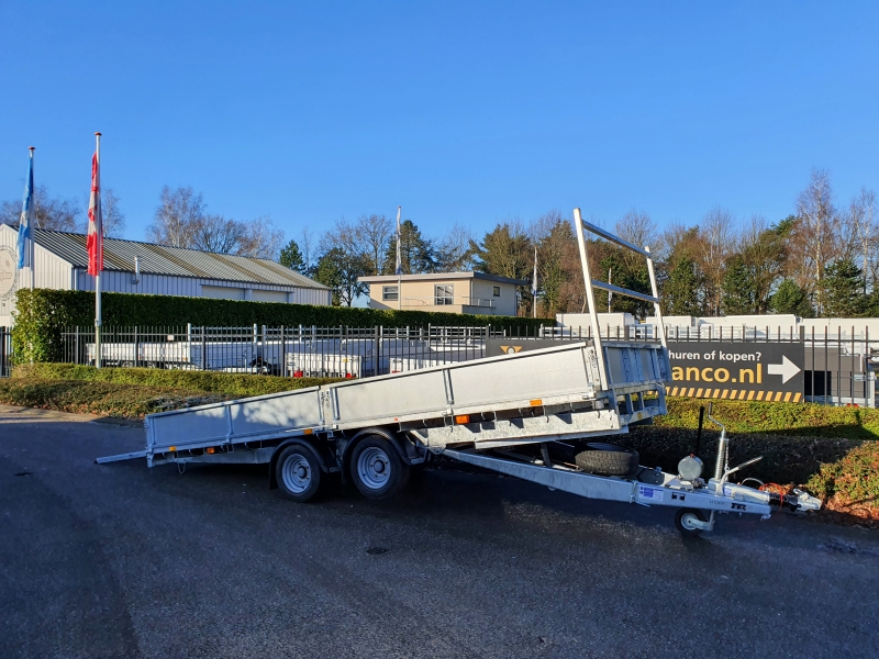 Ifor Williams - CT 166 G