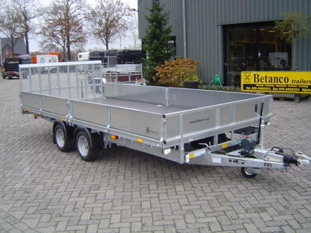 Ifor Williams  - CT 167 G Tiltbed