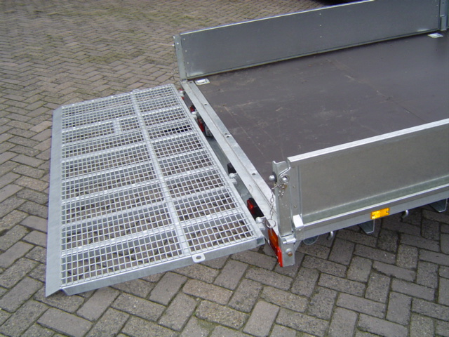 Ifor Williams - Tiltbed - CT 167 G Tiltbed