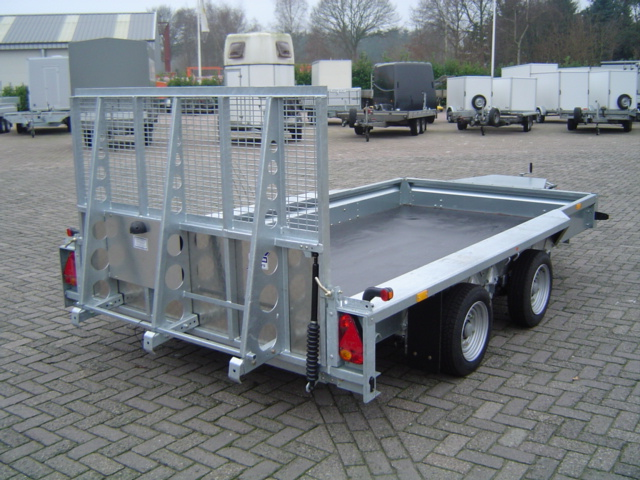 Ifor Williams  - GX126HD tandem-as transporter