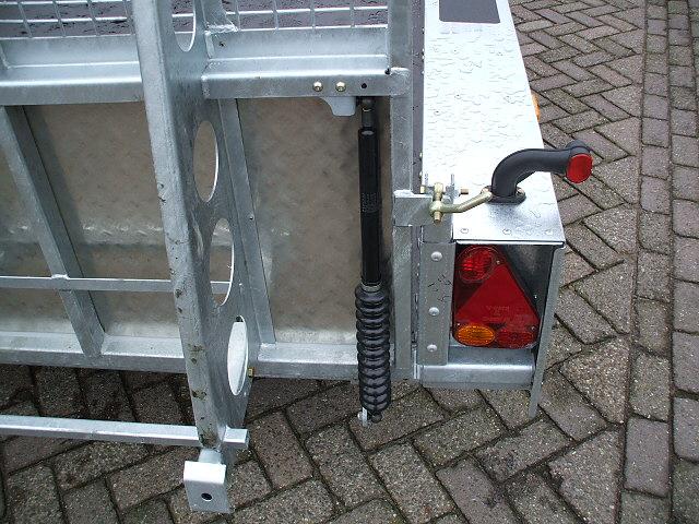 Ifor Williams  - GX126HD/3 asser transporter