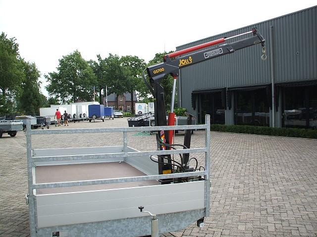 Hapert  - AL2700 met elektrische kraan