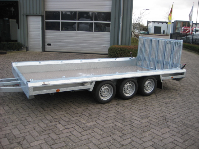 Hulco - Terrax 3 Machinetransporter 3 asser