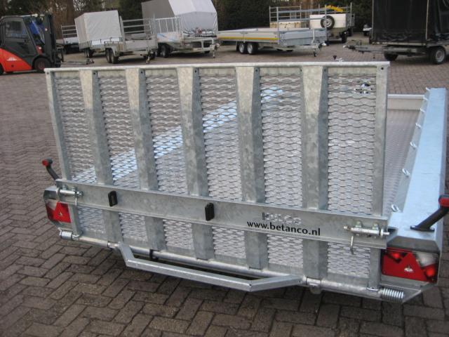 Hulco - Terrax 3 Machinetransporter 3 asser
