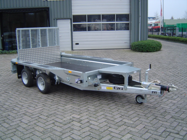 Ifor Williams  - GX 105 HD