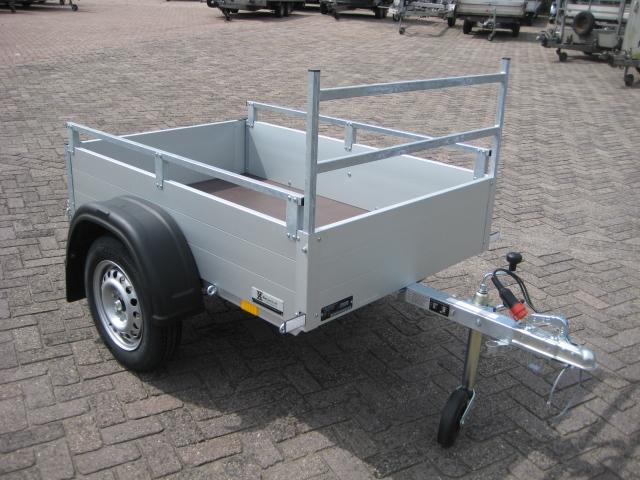 Anssems - GT 500 met reling en voohek