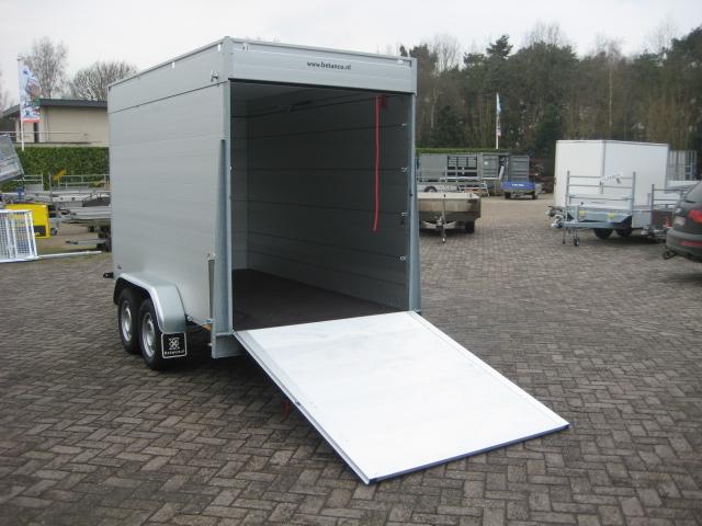 Anssems  - GTT-2500 VT 4 oprijklep en bovenklep