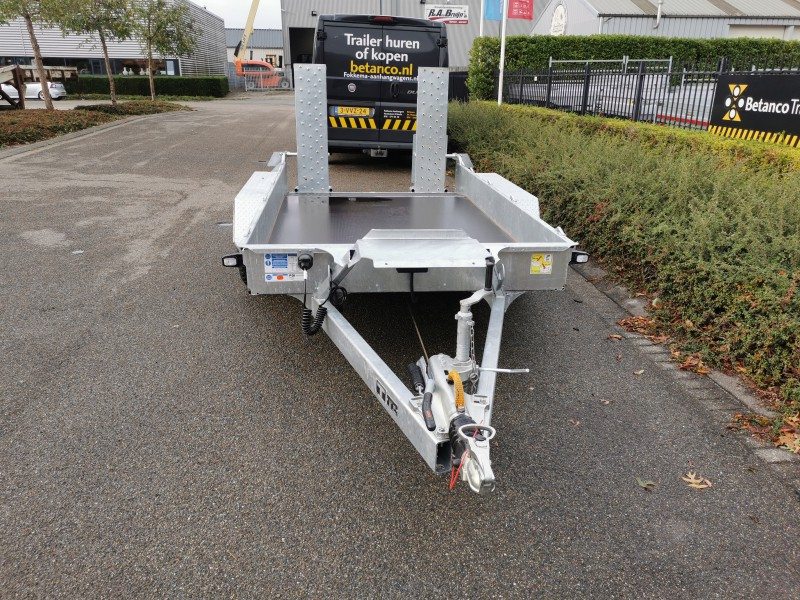 Ifor Williams - GH 1054 BT met skids 145 cm
