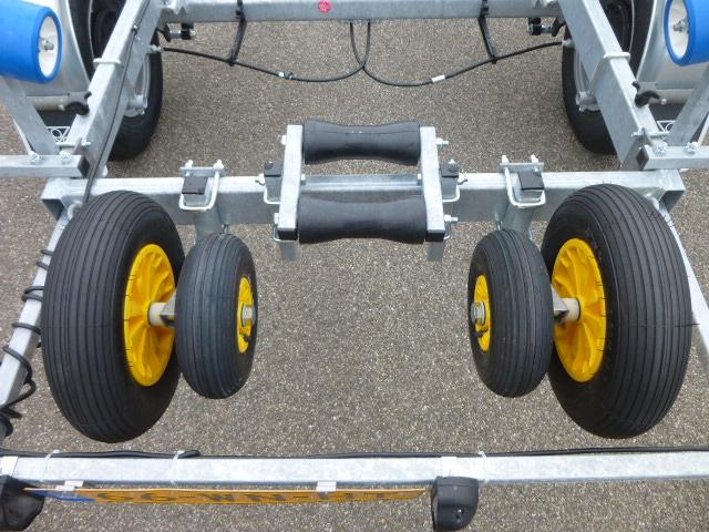 Pega - SH 1350 Boottrailer