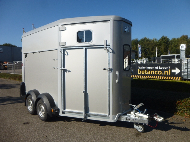 Ifor-Williams  - HB 511 / silver