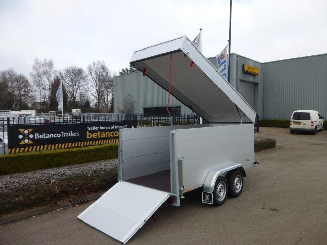 Anssems - GTT 1500 VT2 achterklep + bovenklep