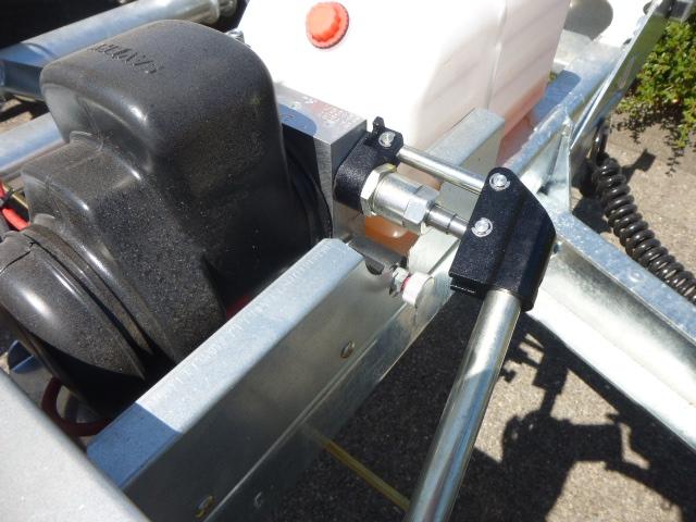 Ifor Williams  - TT 3621 kipper elektrisch