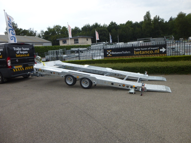 Ifor-Williams kantelbare transporter CT 177 G