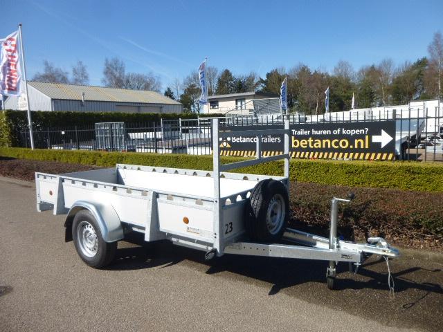 Henra bak aanhangwagen  - BA 103013
