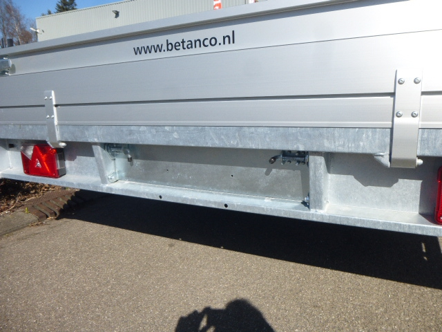 Hulco plateau aanhangwagen - Medax-2 3512