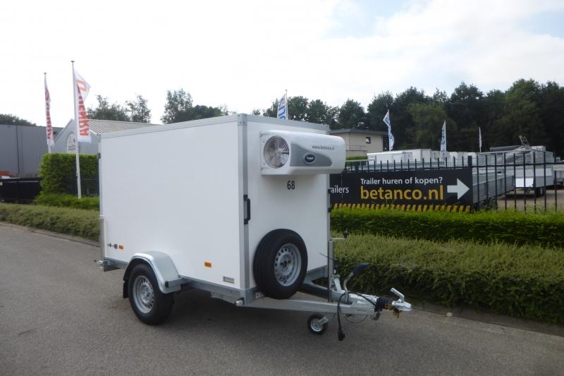 Hapert koel-aanhangwagen  - Saphire L-1