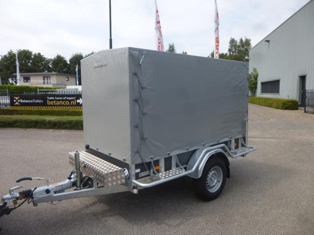 Hapert - Azure L-1 met huif 150 cm