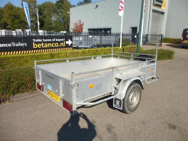 Hapert - R15 bakwagen