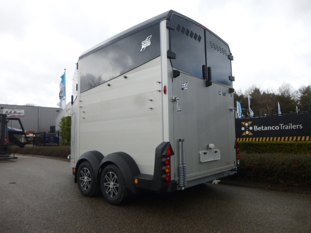 Ifor Williams 2 paards  - HBX - 511