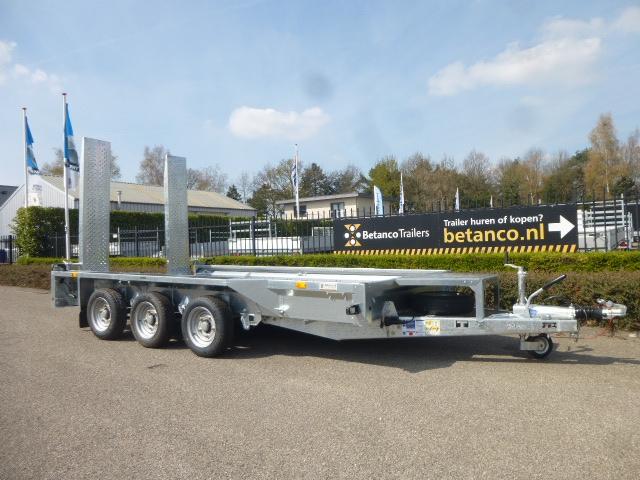 Ifor Williams - GX 126/3 met skids 1.83 mtr