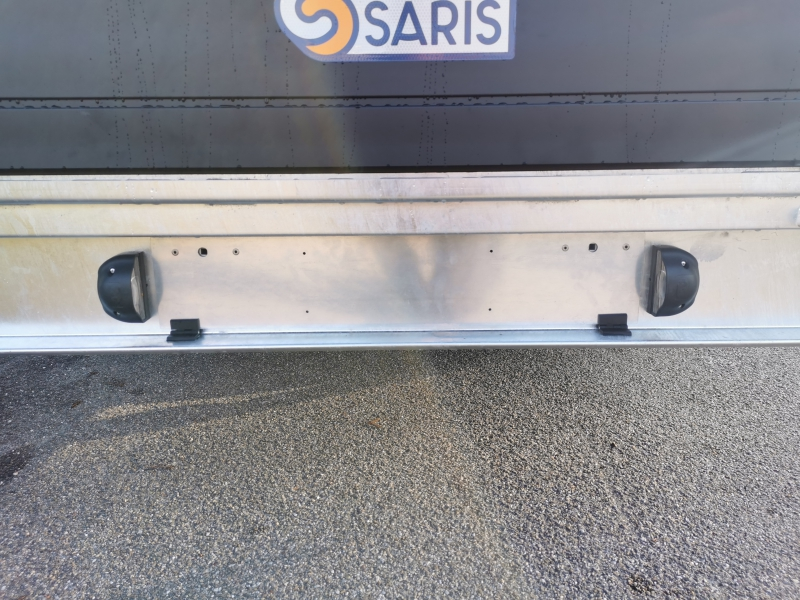 Saris - Black Edition 406 204 3500 2  incl. Oprijbalken & Spiraalveren
